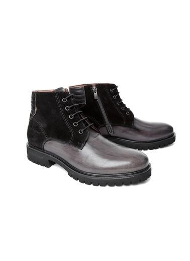 Hush Puppies Tades Boot Bot Siyah
